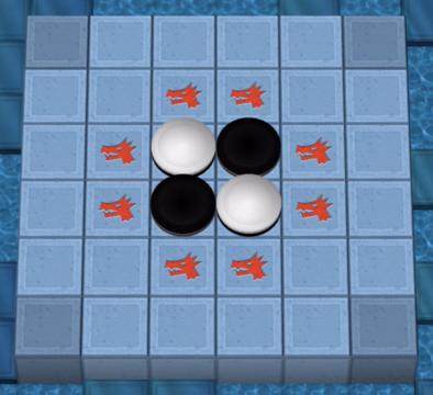 決戦!セイクリッドプリーストのステージ1の画像