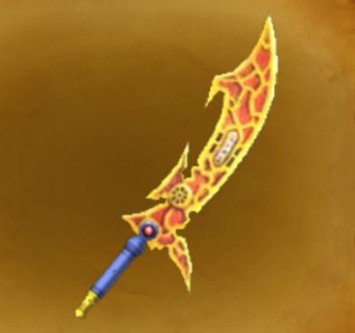 稲妻の剣の画像