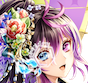 [晴傘の着物姫ヒナの画像