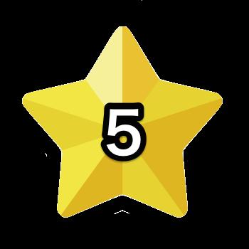 星5アイコン