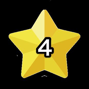 星4アイコン