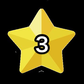 星3アイコン