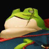 カエル頭領の画像