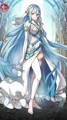 アクア(泉の歌姫)の立ち絵