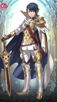 アルフォンス(アスク王国の王子)の立ち絵