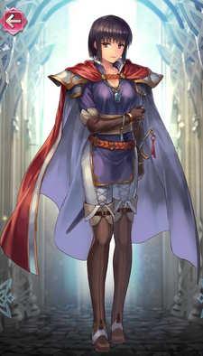 オルエン(青の魔道騎士)の立ち絵