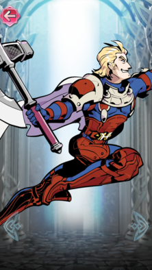 ハロルド(不運なヒーロー)の立ち絵