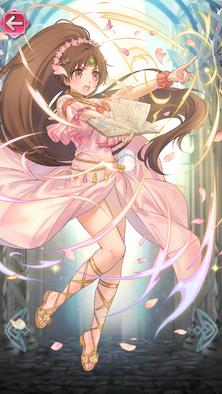 リンダ(光の魔道士)の立ち絵