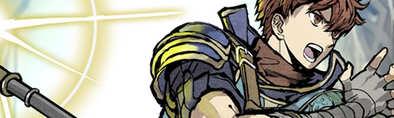 レイヴァン(気高き傭兵)のバナー