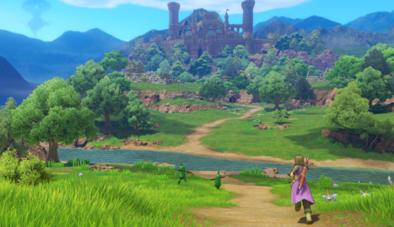 PS4版のフィールドの画像1