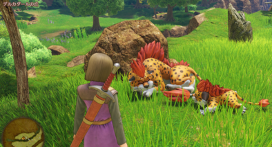 PS4版のフィールドの画像2
