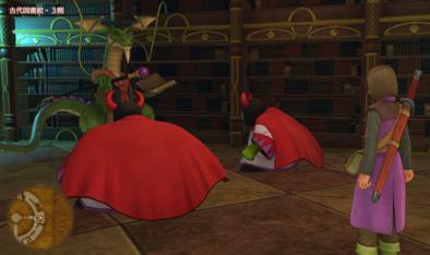 PS4版のフィールドの画像3