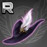 賢者の羽帽子の画像