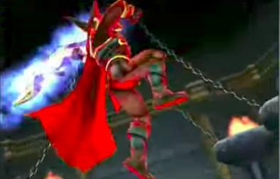 魔神ダークドレアムのグランドクロス