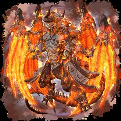 [終末の暗黒竜]アジ・ダハーカの画像