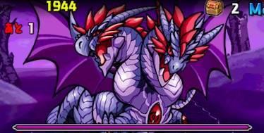 ドラゴンゾンビ降臨の3F