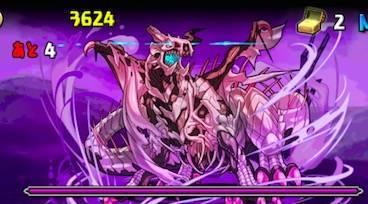 ドラゴンゾンビ降臨の4F