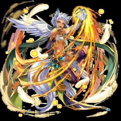[神樹の森の獣天使]マニアレの画像