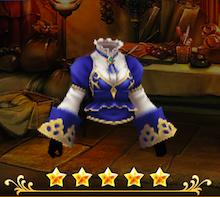 王家の服の画像
