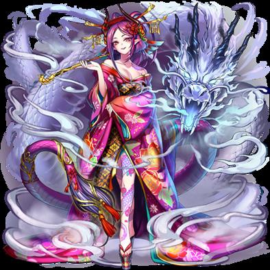 [竜姫の煙舞]静音の画像