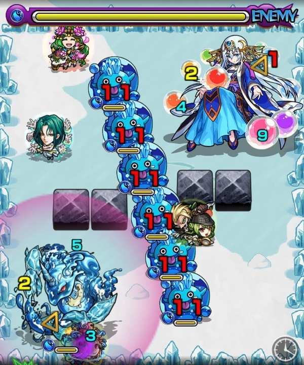 九龍貴人のステージ3攻略