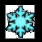 氷属性のアイコン