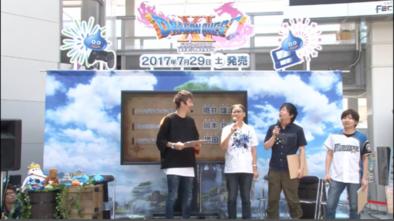 札幌のカウントダウンカーニバル開始の画像