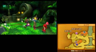 3DSの時渡りの迷宮