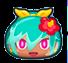 ビーチ姫のアイコン