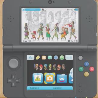 3DSテーマ画像