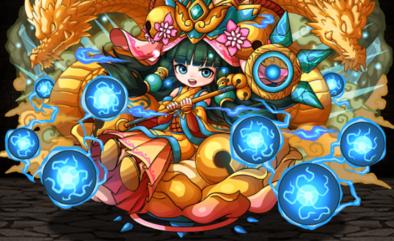 双鈴の龍巫女スズネの画像