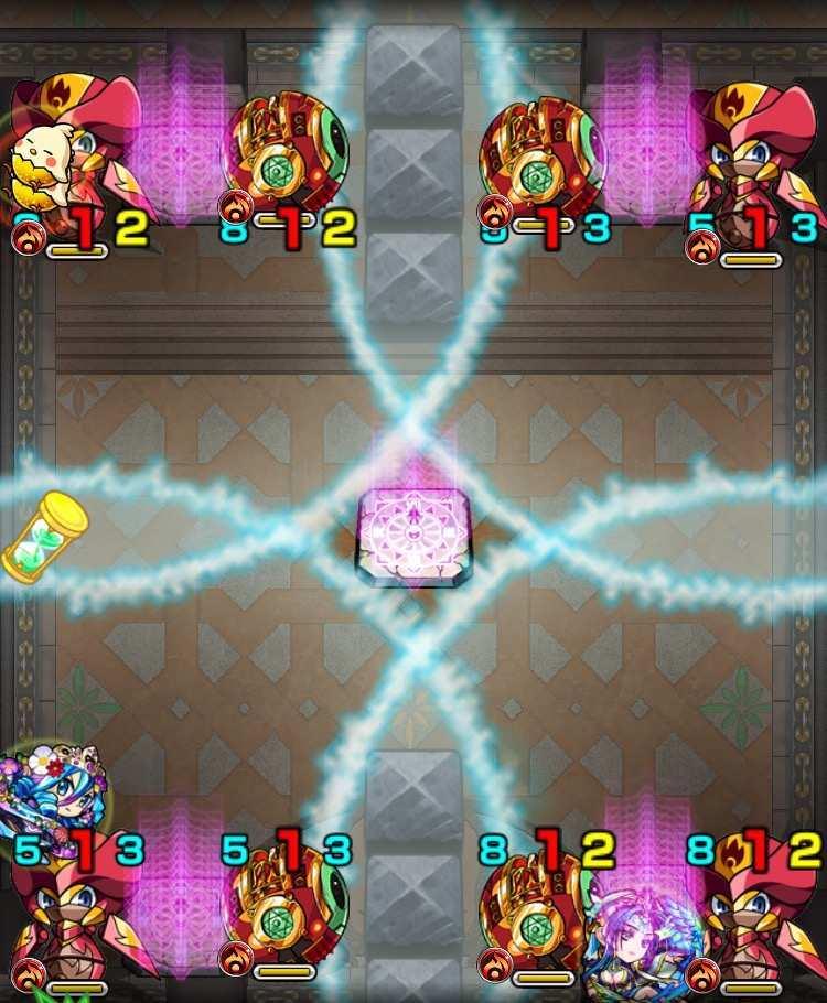 覇者の塔31階ステージ3
