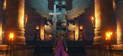 PS4版のダンジョンのグラフィック
