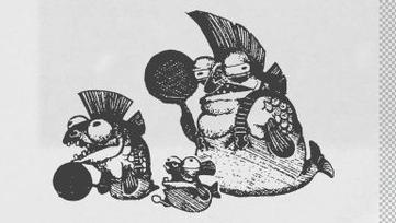 雑魚シャケの画像