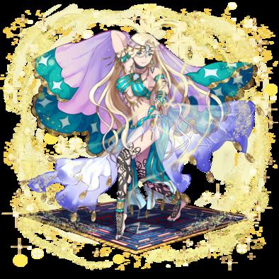 [安寧の舞い姫]シーラーザードの画像