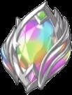 解放結晶(虹色結晶)の入手方法のアイコン
