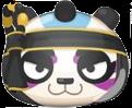 大江戸忍者パンダのアイコン