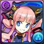 滅法の黒龍契士のアーマーX龍喚士・アナの画像