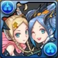 蒼穹の双星神・イズン&イズーナの画像