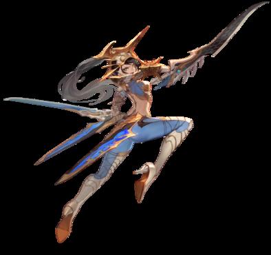 マヤ(双剣士)