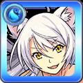 [猫に魅せられた少女 羽川翼の画像