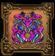 キングヒドラの紋章・盾