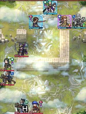 第2迷宮:ステージ5の増援