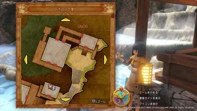 ホムラの里のぱふぱふ場所画像2
