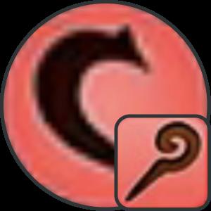 攻撃呪文のアイコン