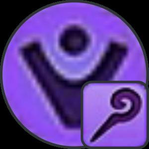 弱体呪文のアイコン