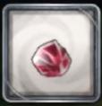 紅の小輝石の画像
