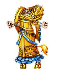 釈迦の袈裟の画像