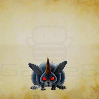 いっかくウサギ・強の画像