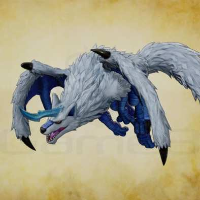 ウルフドラゴンの画像